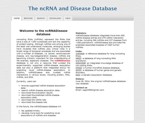 relationship between gene and disease